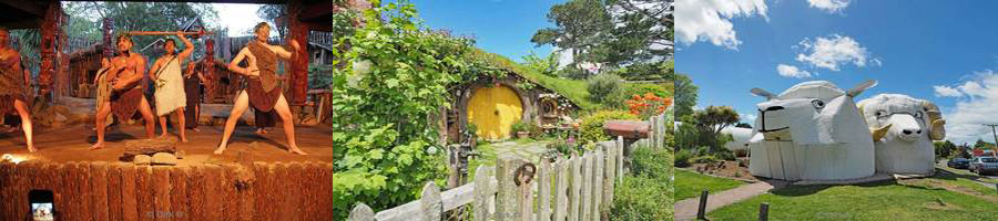 new zealand lord of the rings the hobbit